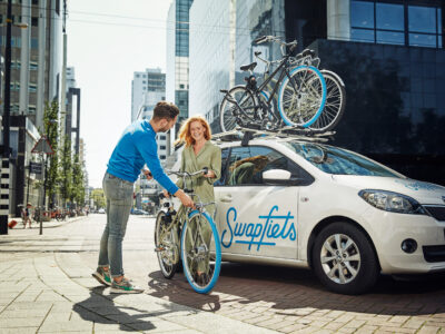 Swapfiets | Fixed fee, hassle-free bike subscription