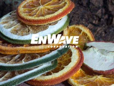 EnWave | Low energy, high quality drying