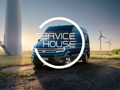 ServiceHouse | A white label utility