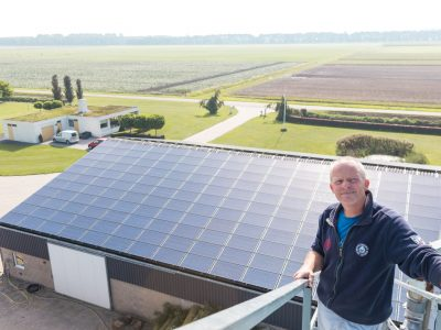 Rabobank stimulates switching to sustainable energy through Vandebron