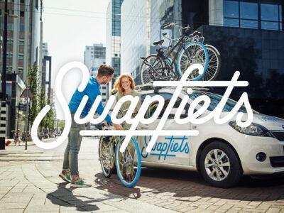 Swapfiets | Fixed fee, hassle-free bike subscription