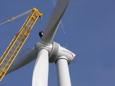 Lagerwey and Novawind set up joint venture Red Wind