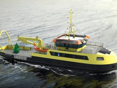 EST-Floattech provides battery power for hybrid Multi Purpose Vessels