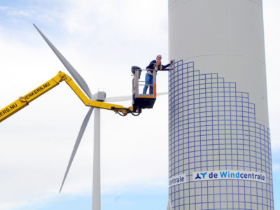 Green energy from your own windturbine