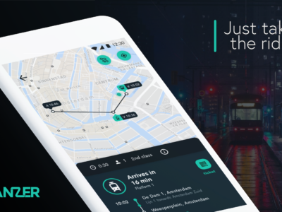 Ponooc acquires stake in the Tranzer mobility platform