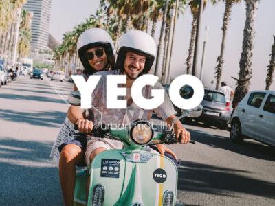 Yego, Electric vehicle sharing