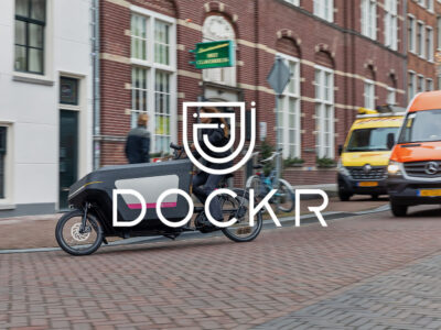 DOCKR | subscription services for electric inner city delivery vehicles