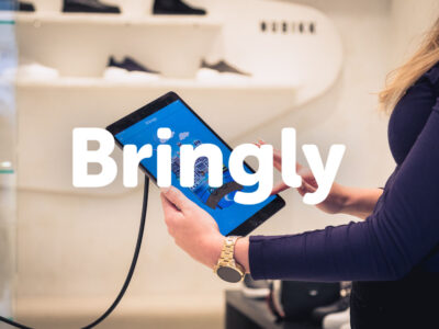 Bringly | Sustainable smart inner city shipping platform for retailers and carriers