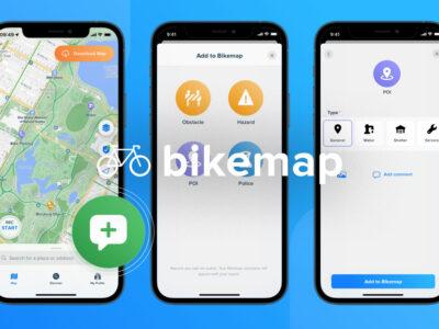 Bikemap | Cycling maps & navigation